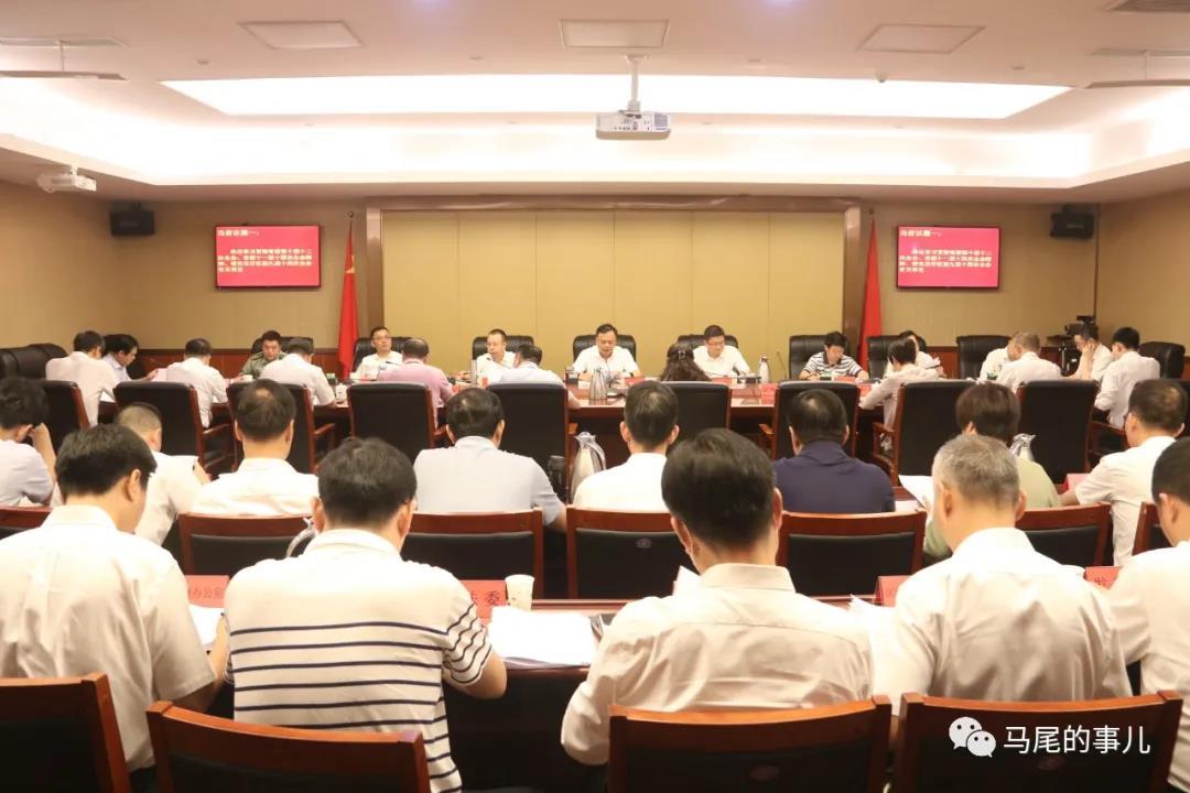 区委2021年第18次常委会会议召开